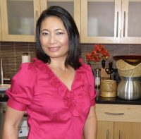Author & Chef Penn Hongthong of Simply Lao Cuisine!